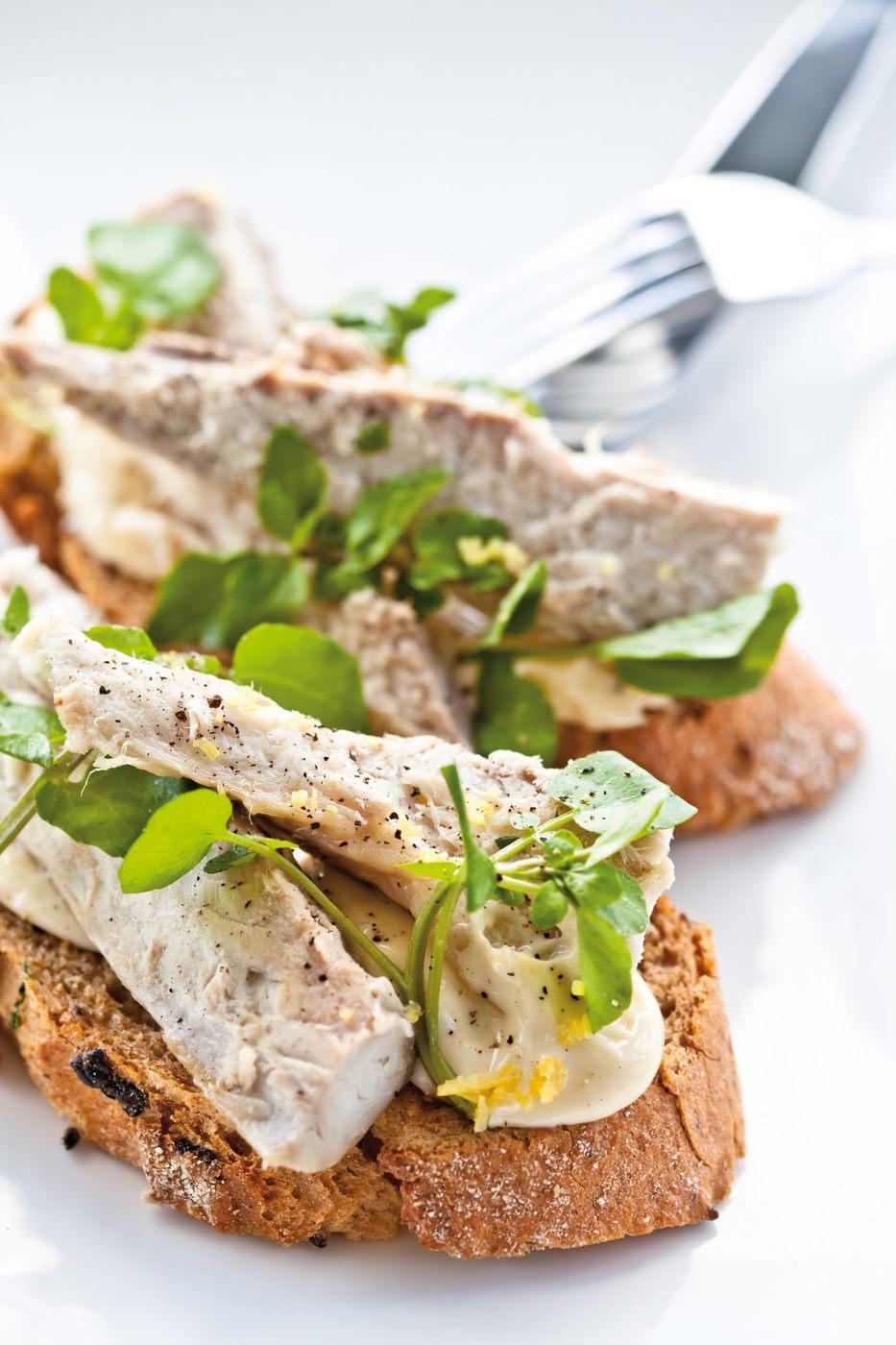 Makreel brood